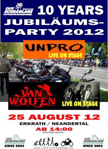 Promotionbild zur Veranstaltung Open Air im Schräglage
